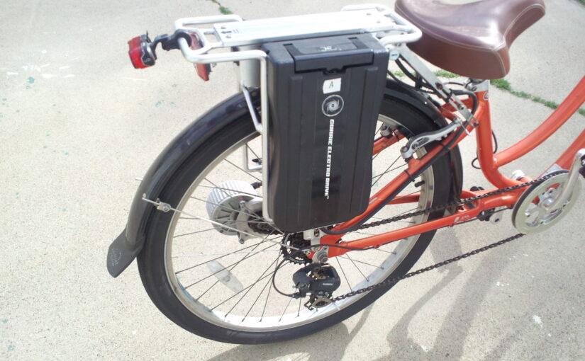 A elektromos bicikli akkumulátor tartós és minőségi