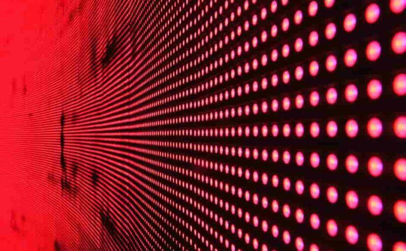 Az ipari LED hosszabb üzemórát bír