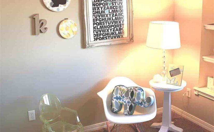 Jól megválasztott gyerekszoba lámpa