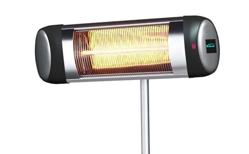 Kellemes meleget biztosít az elektromos hősugárzó