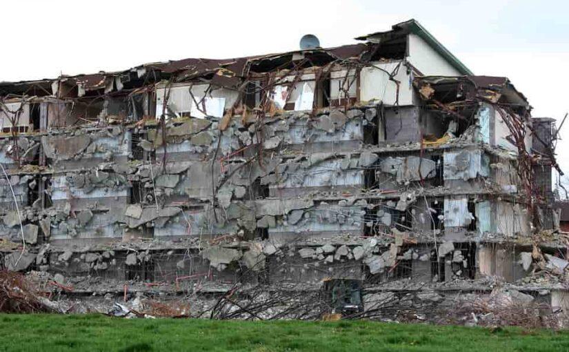 Nem nagyok a házbontás árak
