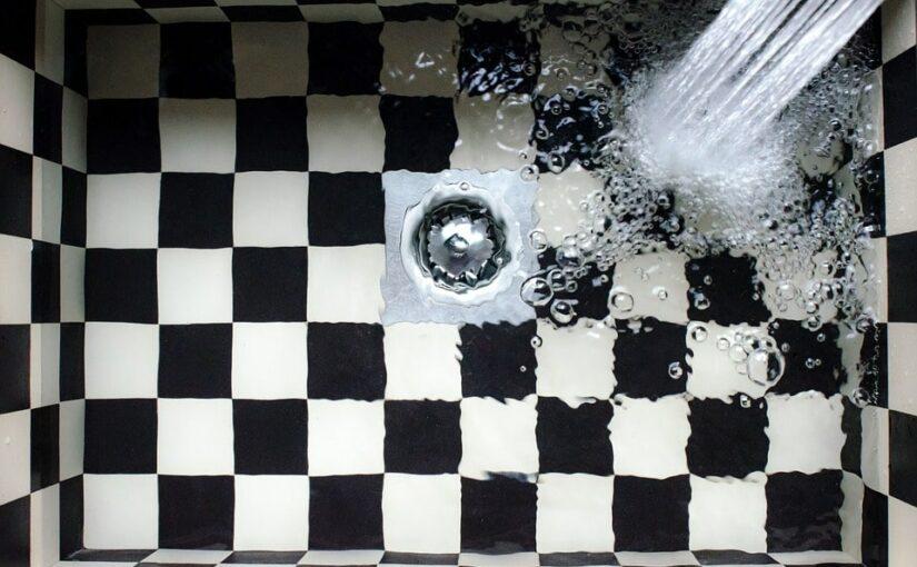 Kétlépcsős zuhanyszűrő technológia