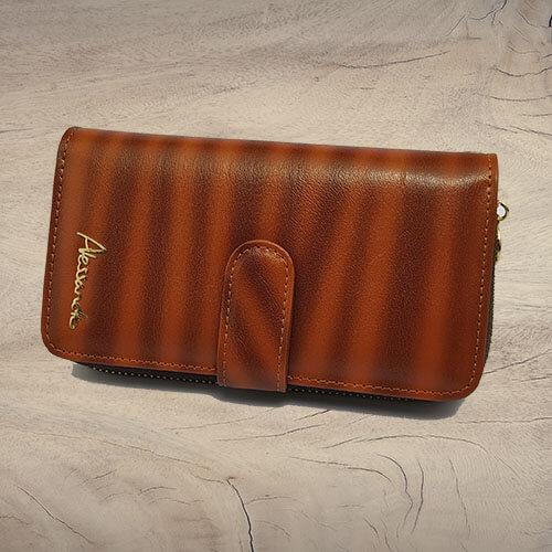 Hosszú élettartamú a bőrpénztárca