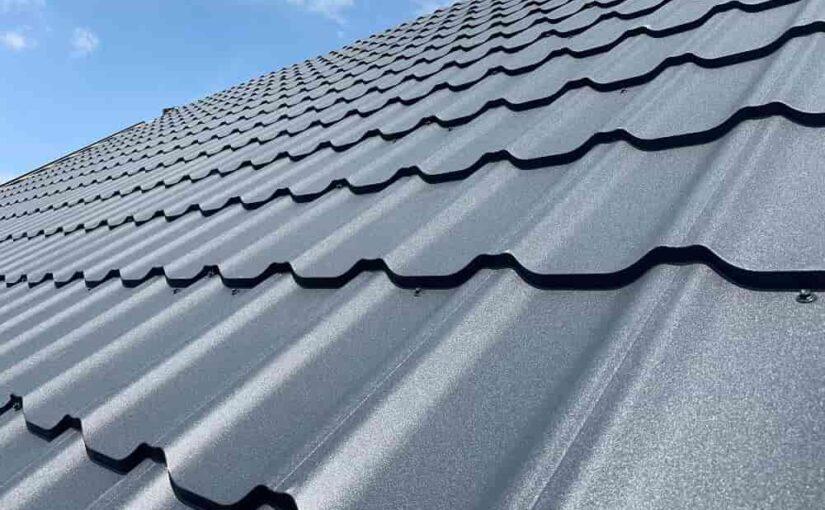 Kiváló tetőfedő anyagok a cserepeslemezek