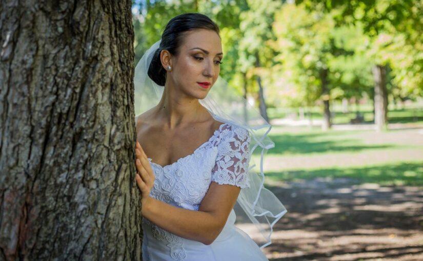 Esküvői smink a tündöklő szépségért