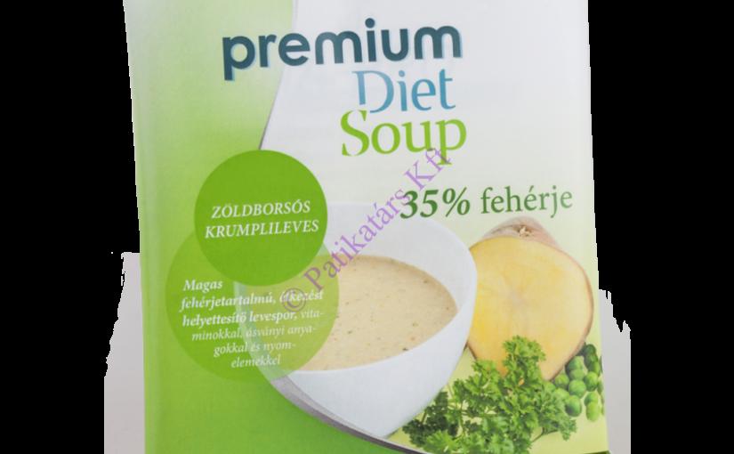 Diétás leves a gyorsabb súlycsökkentésért