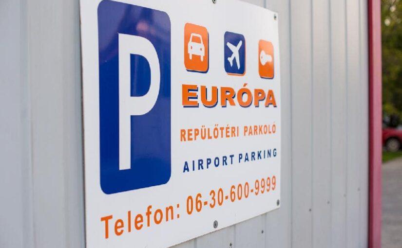 Reptéri parkolás Vecsés: gyorsaság és hatékonyság